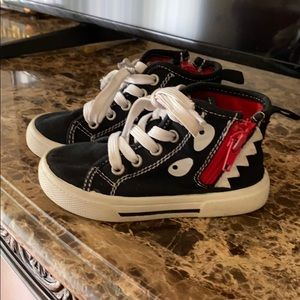 Carters monster shoes
